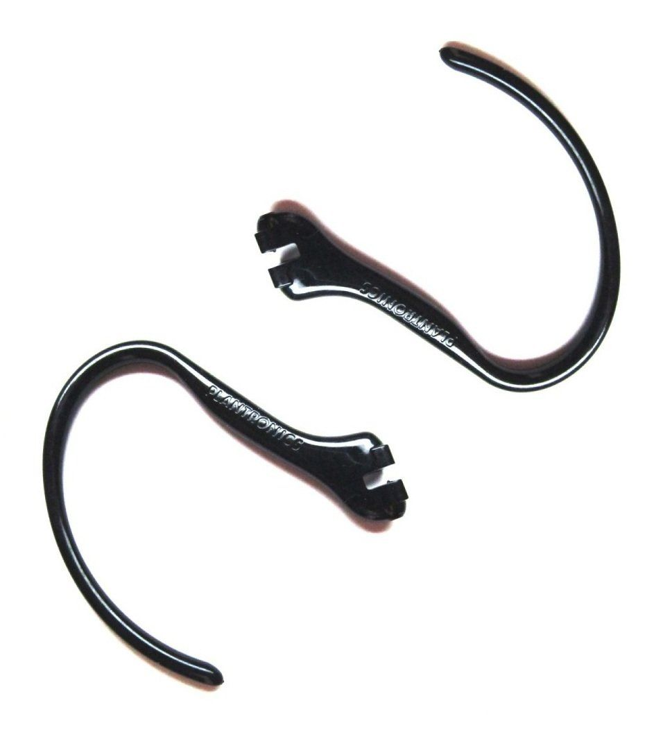 2pcs New Black Slim Earhooks For Plantronics Voyager 520 521 835 Explorer 235 320 395 245 243 242 240 360 370 220 350 34 Bluetooth Headset Plantronics Headsets