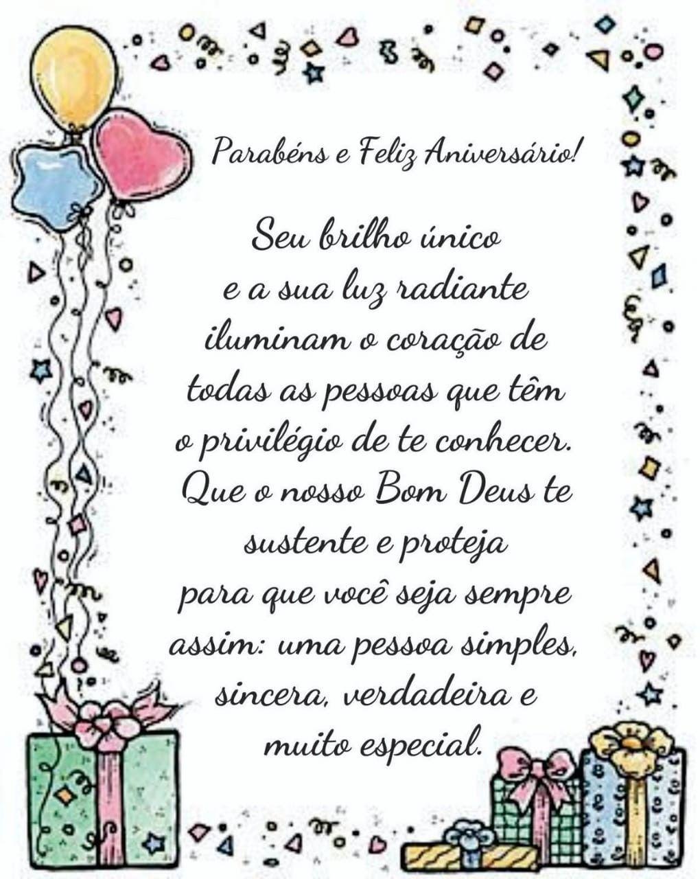 Pin De Cassia Araujo Em Felicitacoes Fotos De Feliz Aniversario