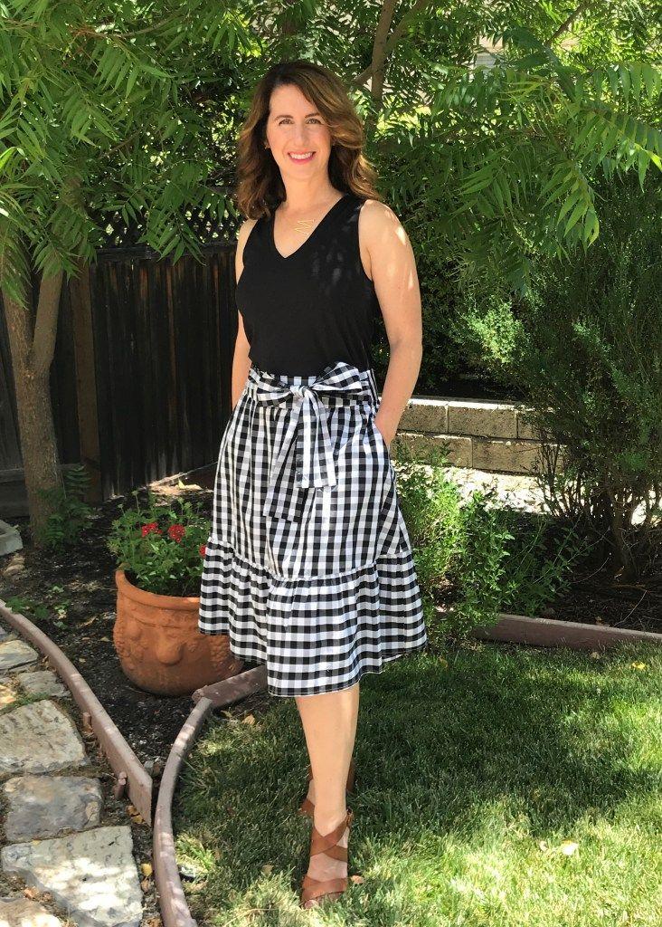 Skirts | Denim midi skirt, Casual denim, Midi skirt
