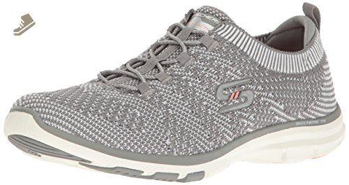 Zapatillas de deporte Ez Flex 3.0 Oh SO Fab Fashion para hombre, Gris, 9.5 M US