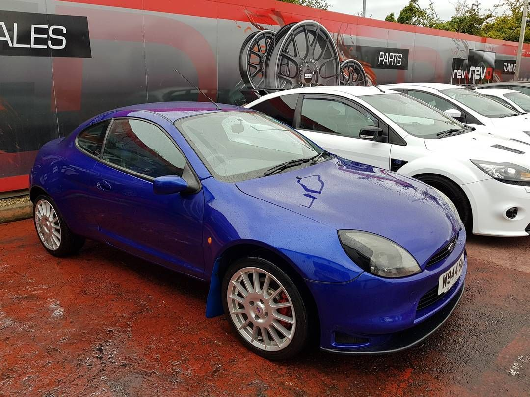 The Pocket Rocket That Is The Ford Racing Puma Is Going Through