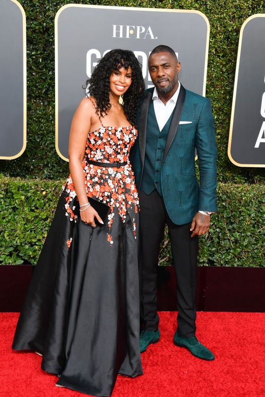 Sabrina and Idris Elba Deliver Power Couple Style Moment
