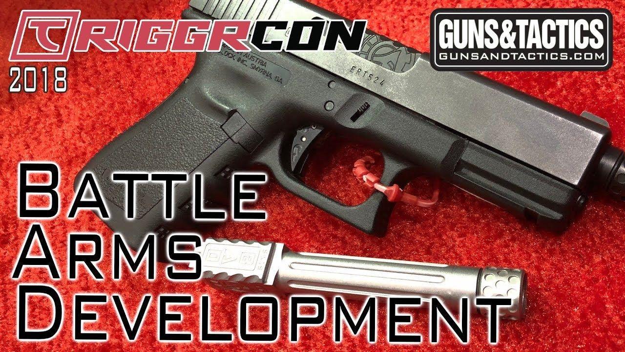 The Battle Arms Development Artistry | Guns & Tactics Video | Hand