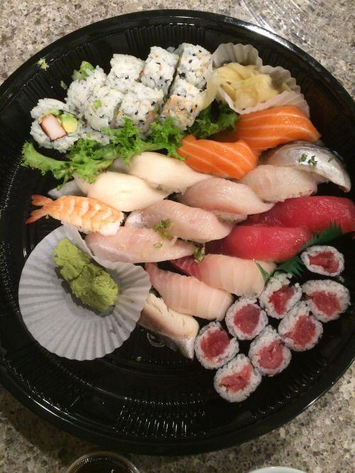 Sushi Aesthetic Sushi Aesthetic Sushi Dinner Aesthetic Food