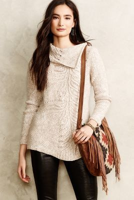 Anthropologie Moth Hadley Pointelle Tunic on shopstyle.com