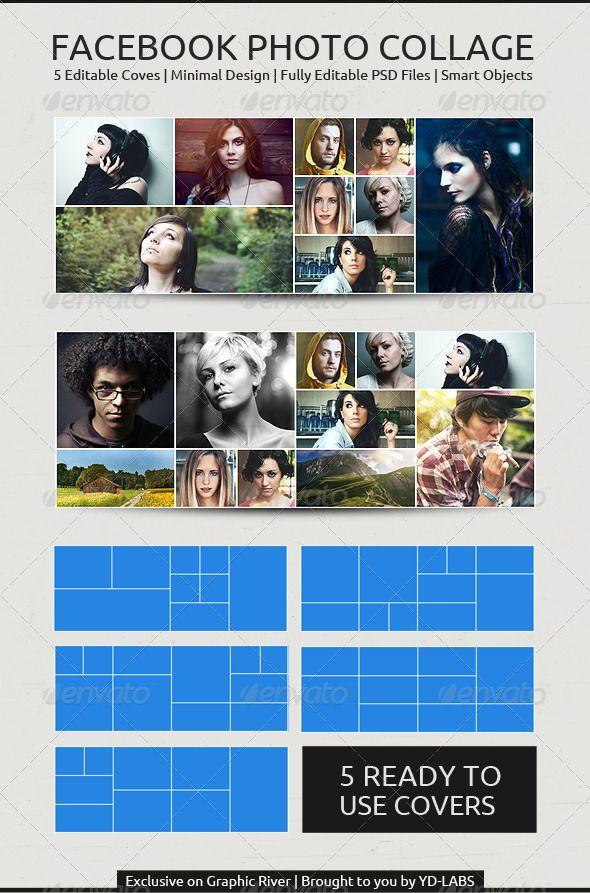 fb photo collage
