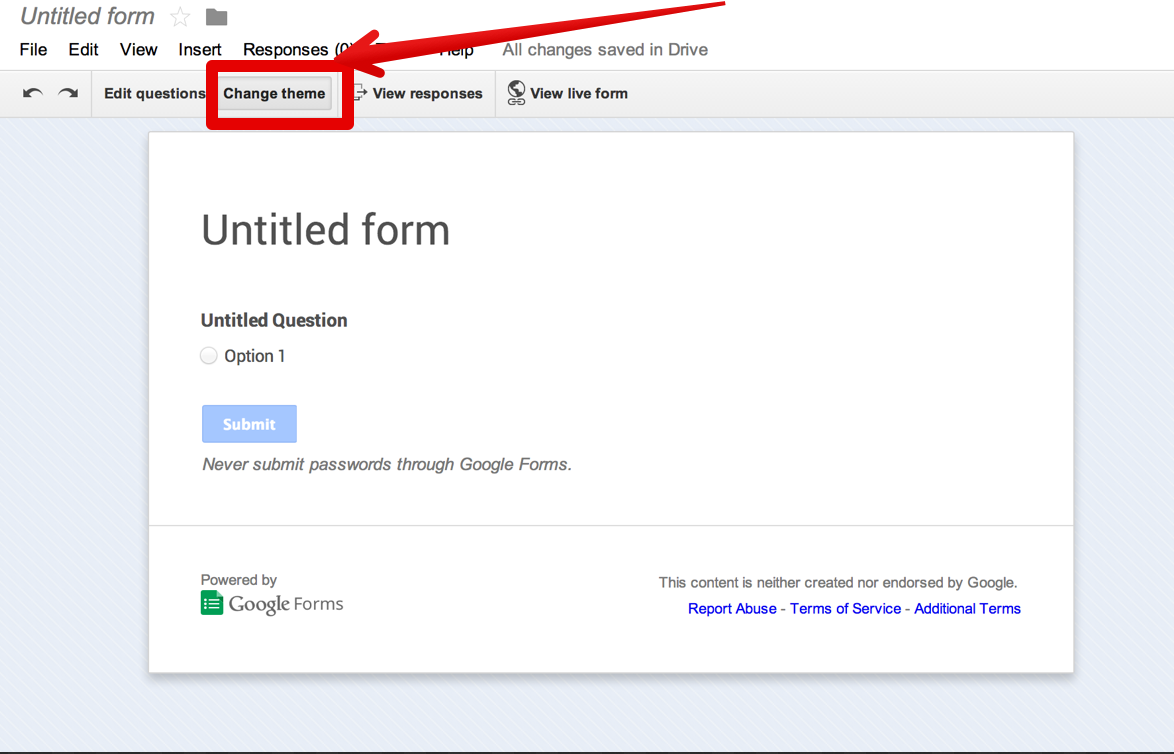Google Forms Released Two New Interesting Features ~ Educational ...