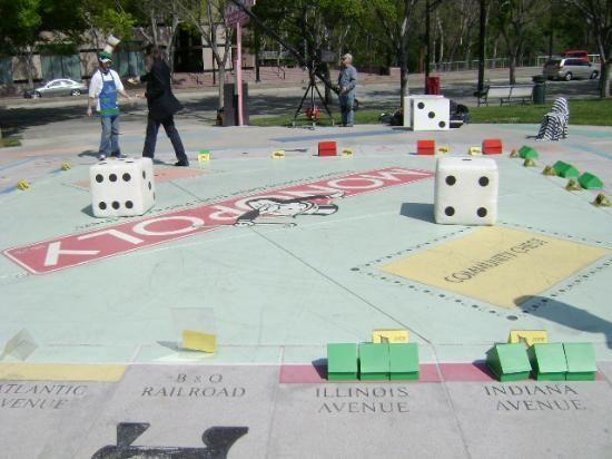 Monopoly In The Park Trip Advisor San Jose California Travel Planner