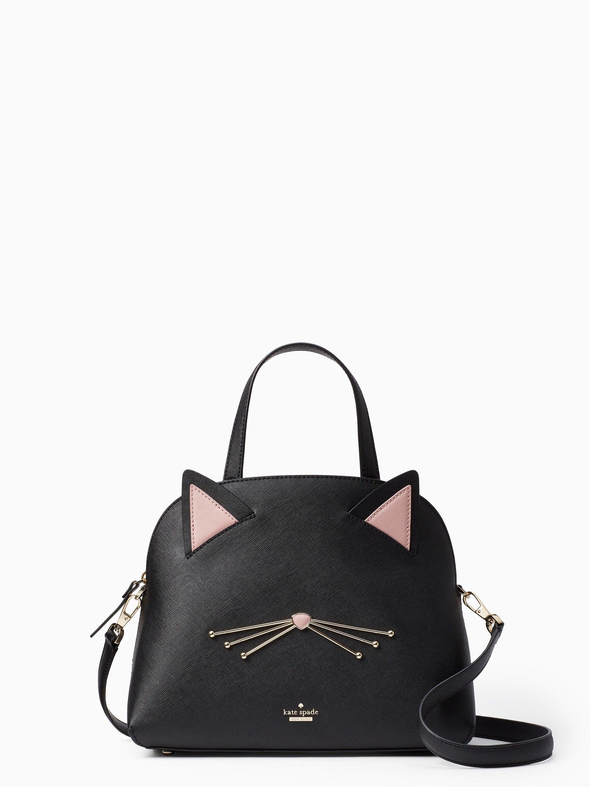 175c3465c21e KATE SPADE cat's meow cat lottie. #katespade #bags #shoulder bags #hand