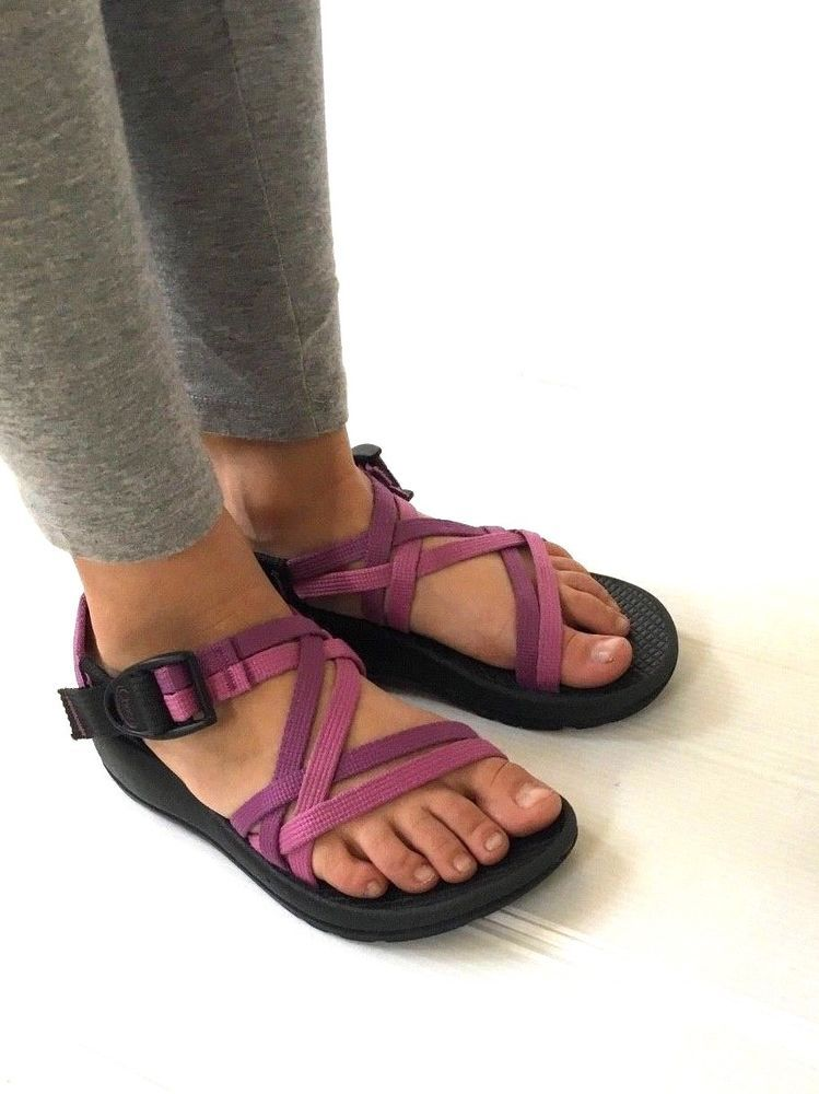 Chaco Kids Girls size 13 Ecotread