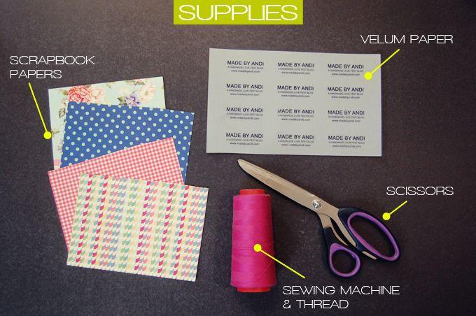 Handmade business card diy 2 internazionale di idee regalo handmade business card diy 2 colourmoves