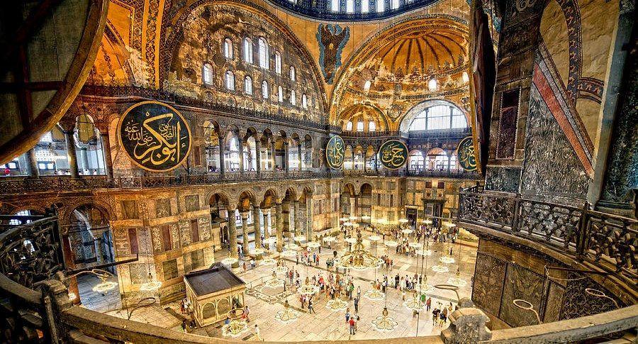 Hagia Sophia Museum Istanbul Hagia Sophia Hagia Sophia Istanbul Cool Places To Visit
