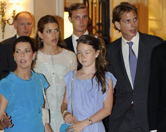Família Caroline de Mônaco