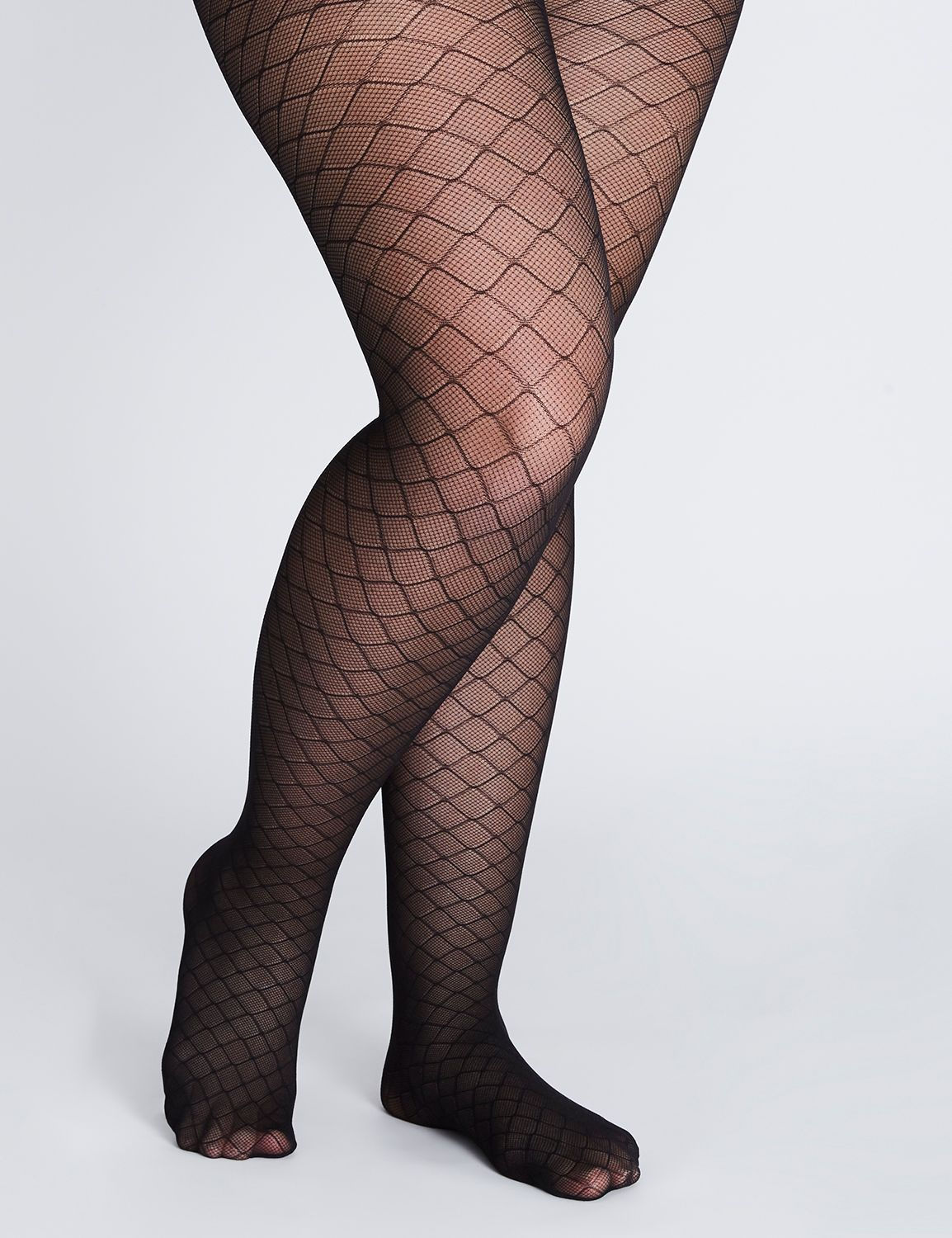 855b011739c5c Pretty Polly Womens Plus-Size Curves Suspender Tights Black X-Large PMARE7