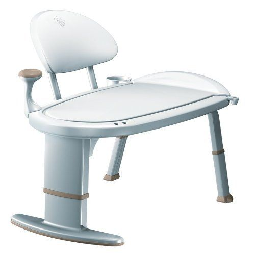 Moen Dn7105 Home Care Transfer Bench Glacier Home Improvement Amazon Top Rated Products Transfer Bench Bathroom Safety Chair Bench