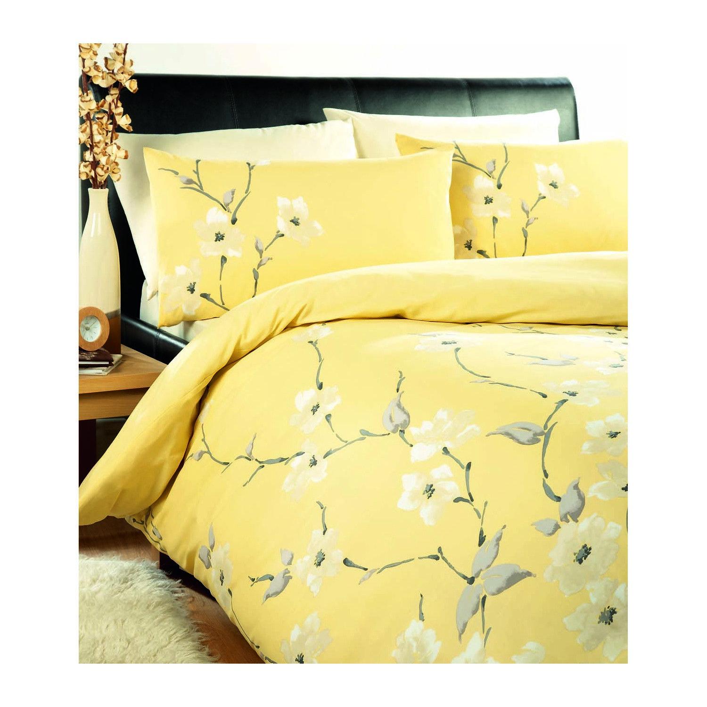 Chi Chi Lemon Printed Yellow Bedding Yellow Bedding Yellow Bedding Sets Bed Linen Design