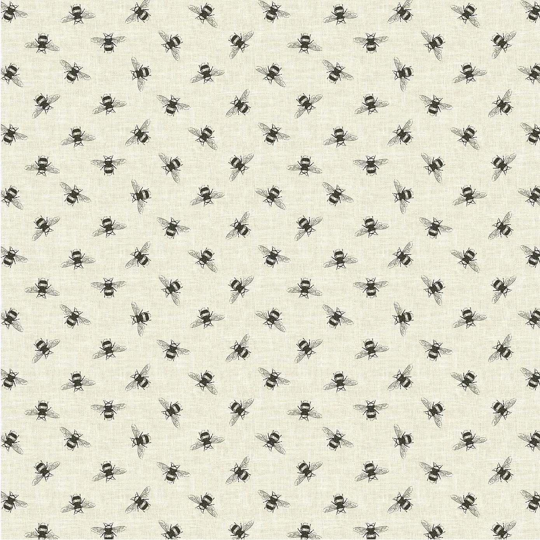 Natural bees fabric bees fabrics and natural