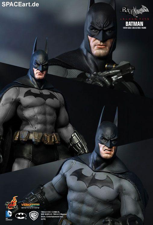 http://spaceart.de/produkte/bm001.php ... Meine Güte, dieser Batman ist ja mal kräftig gebaut :-) ... Diese tolle Figur Batman Figur von Hot Toys ist ab sofort bei uns verfügbar/bestellbar! ... Welcher Batman aus dem gesamten Batman Universum ist denn nun der allerbeste?