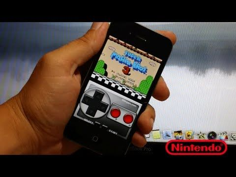 How To Install Nintendo Emulator On iOS 5 1 1 For iPhone, iPod Touch