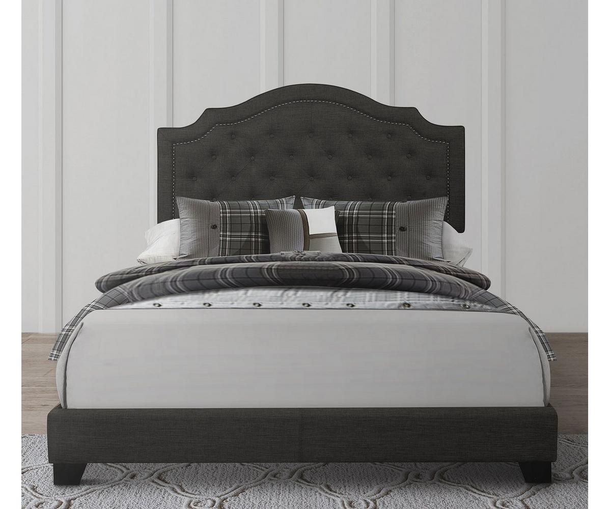 Homelegance Harley Bed Sets In 2020 Bedding Sets Bedding Sets Master Bedroom Upholstered Bed Frame