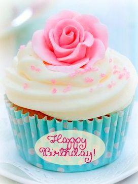 happy birthday cupcakes pictures