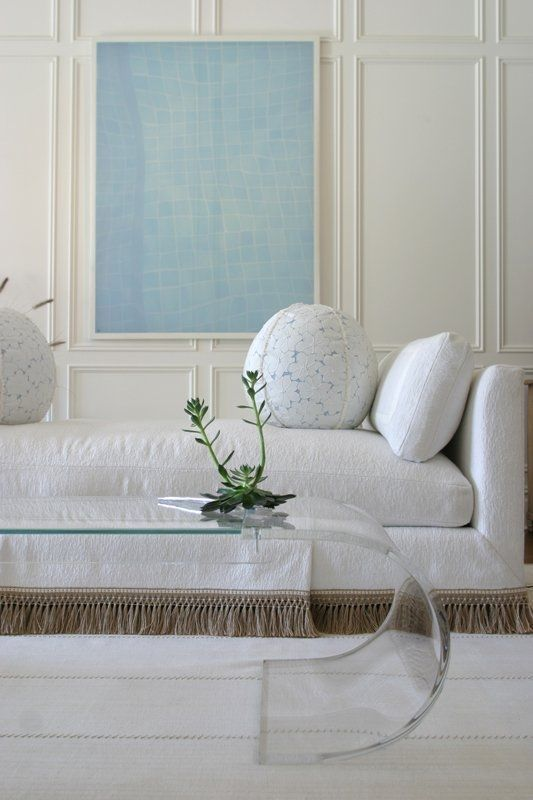 Trend Watch Fringe Trim Yay Or Nay Interior Decor House Interior
