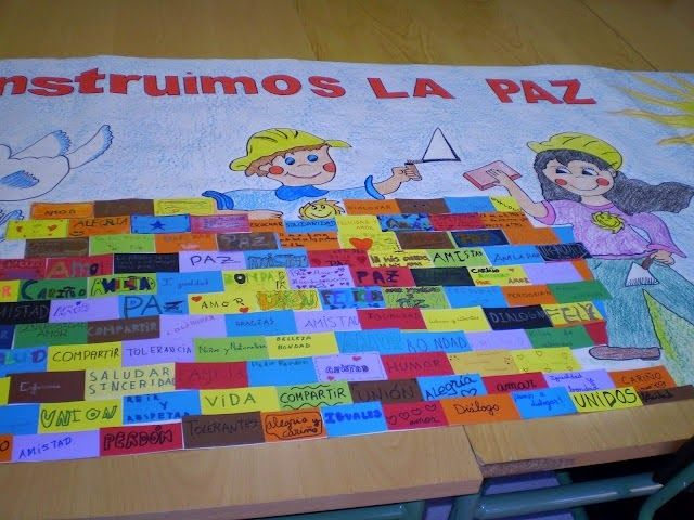 19 Ideas De Mural De La Paz Mural De La Paz Paz Dia De La Paz
