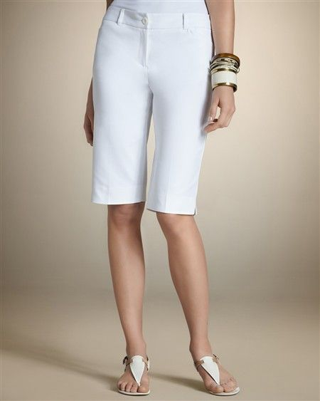 Chico S Bermuda Shorts Great For We Women Of A Certain