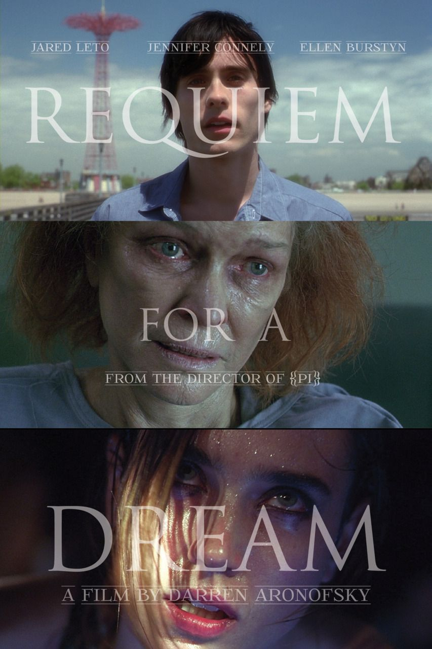 Essay help - sexuality in Requiem for a Dream?