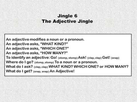 how to write a jingle song