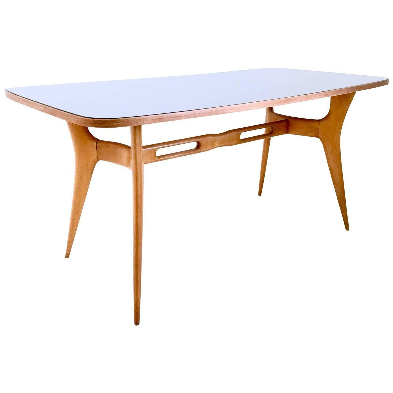 1stdibs Dining Room Table Dining Table Oval 1950s Italian Mid