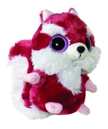 Pink Chewoo Squirrel Plush Toy  66a519411d5