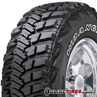 Goodyear Wrangler MT/R With Kevlar Tire - 255/75-17 111/108Q BSL