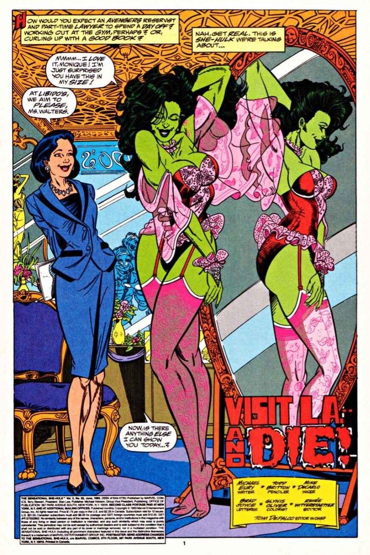 She Hulk Shehulk Hulk Sensational She Hulk