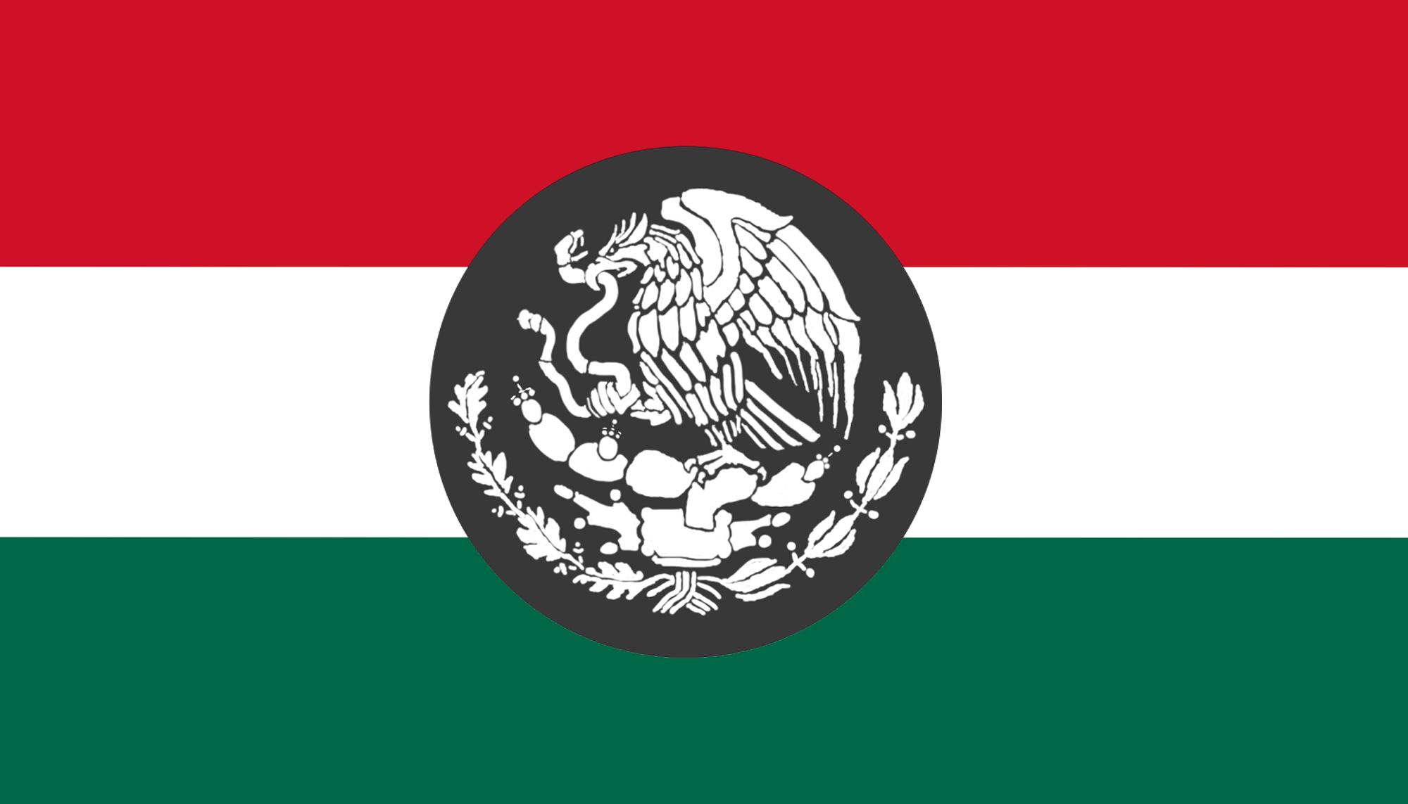 Alternate Flag Of Mexico In 2020 Mexico Flag Flag Mexico