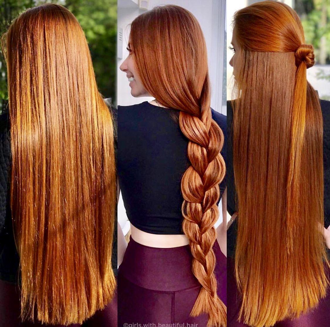 Como fazer o cabelo crescer em apenas uma noite Red Hair