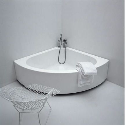 Stand Alone Corner Tub Bathroom Remodel Ideas Pinterest