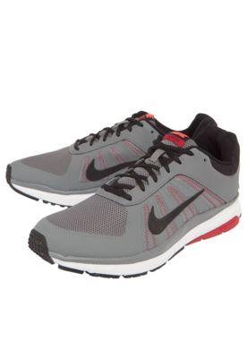 Tênis Nike Dart 12 MSL Cinza  605fb59a6cf79