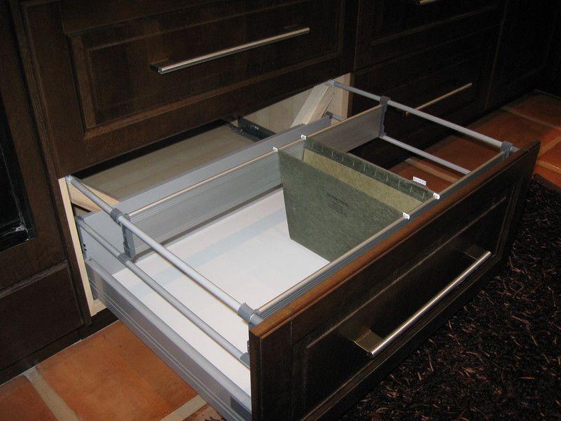 Akurum Deep Drawer File Cabinet