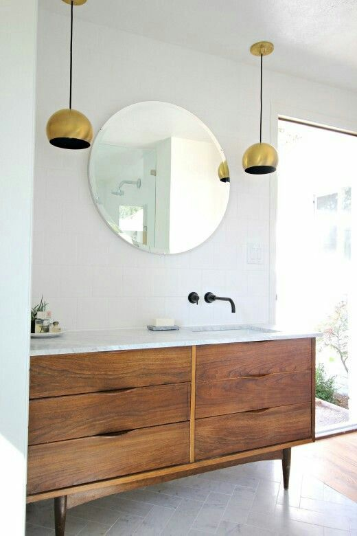 Yeah Interior Designs Mid Century Modern Bathroommodern