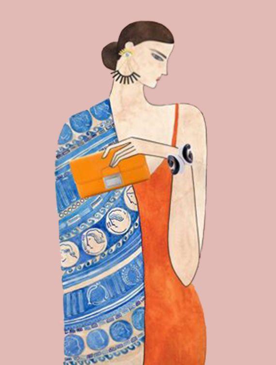 break 4 D E S I G N: Ilustradores de moda: Kelly Beeman para Bimba y Lola