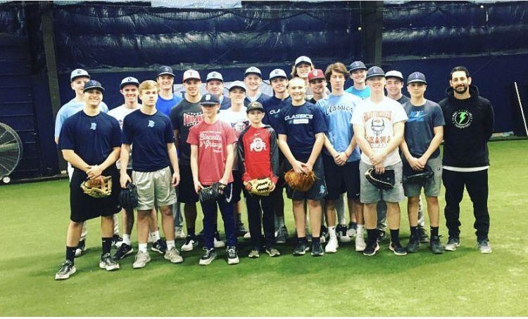 High Level Throwing Dayton Classics Baseball Organization Youth Coaching Softball Camp College World Series