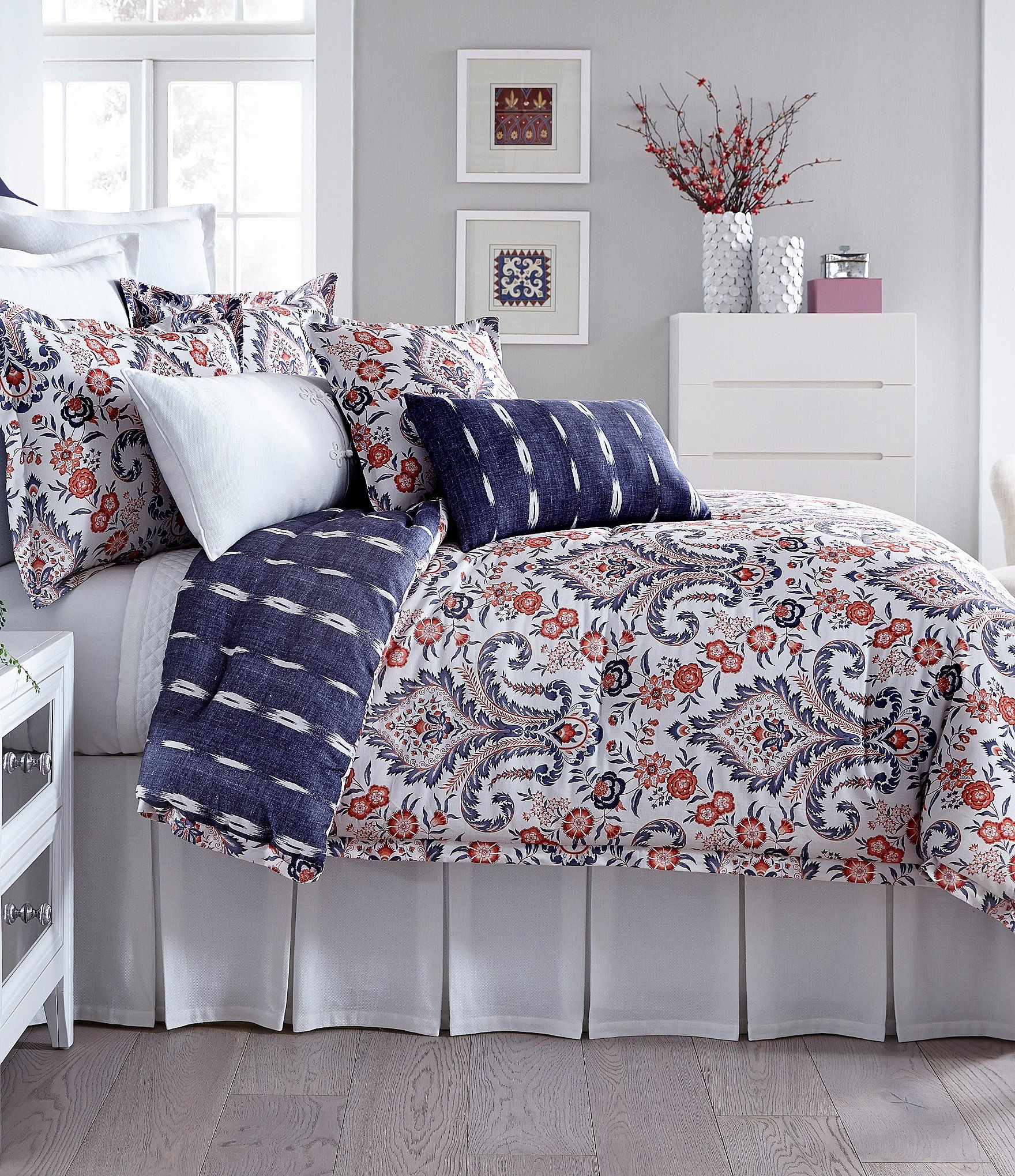 sheet count dillards set brand grey bedding thread frost collections zi home sateen bed living southern