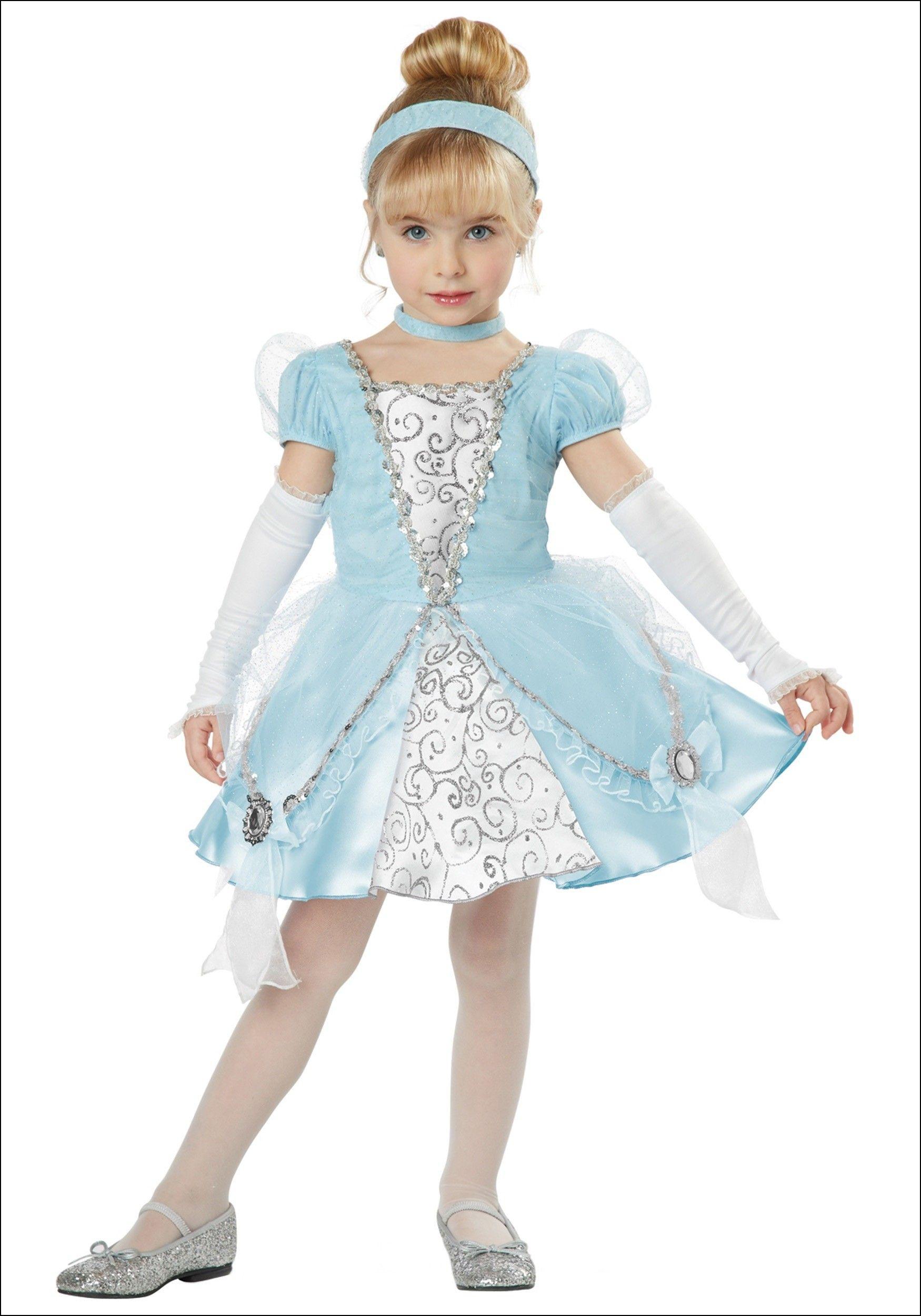 Little Girl Cinderella Dresses | Dresses and Gowns Ideas | Pinterest ...