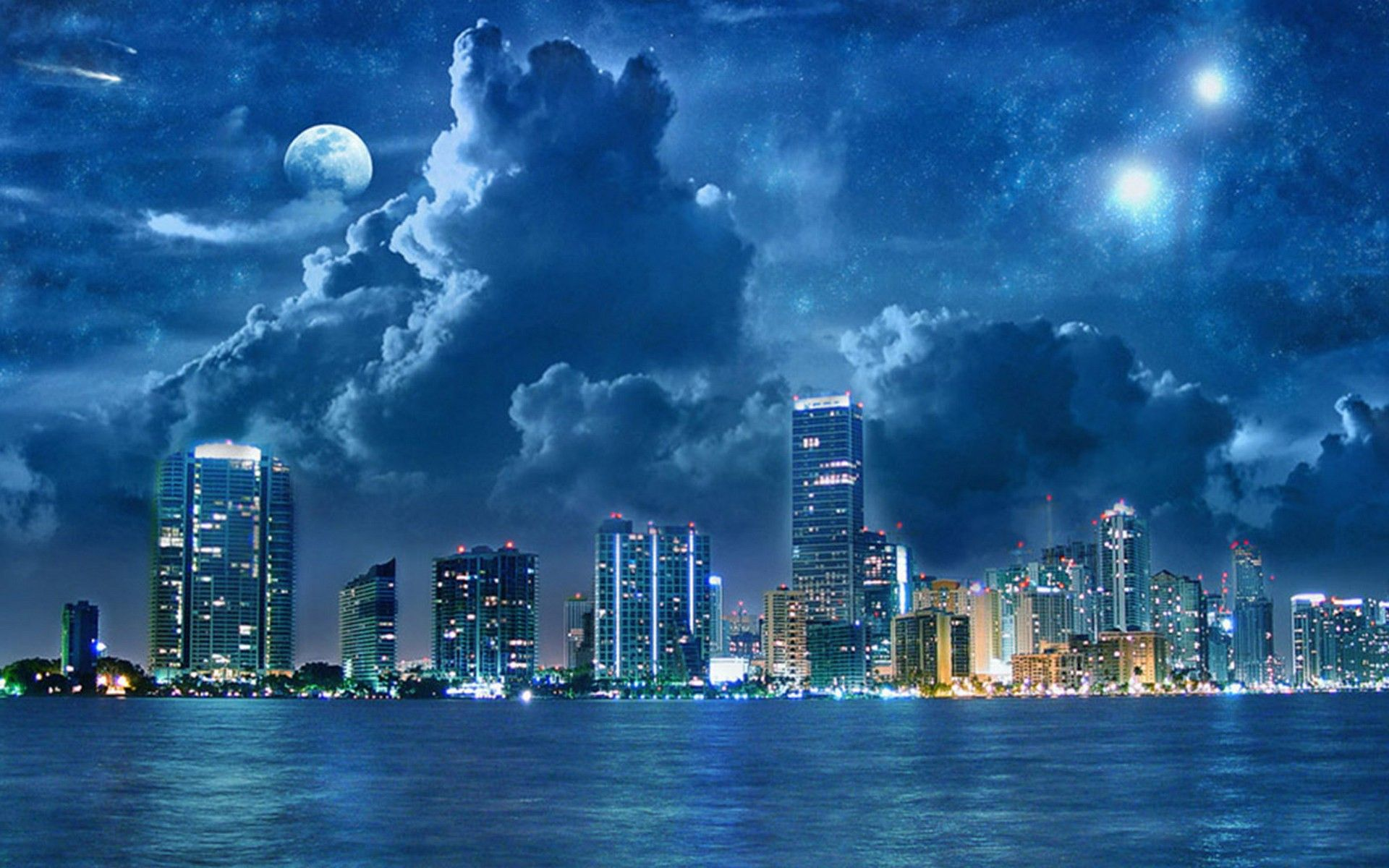 The Universe The Universe Journey City Lights Wallpaper Photo Backgrounds City Wallpaper