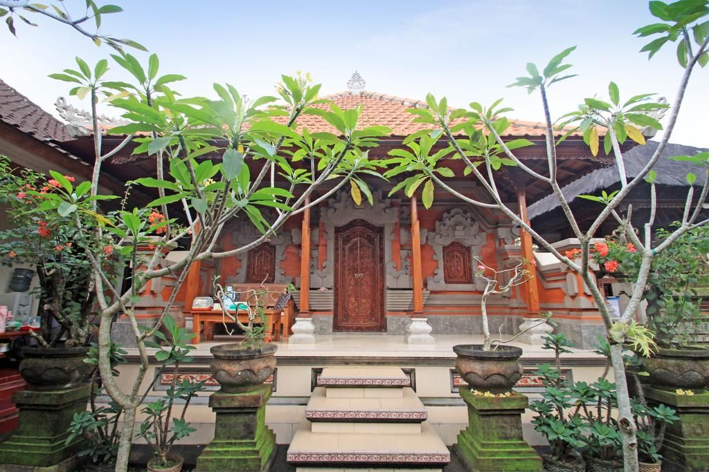 Suparsa's Home Stay, Ubud, 15USD/night Ubud, Ubud palace
