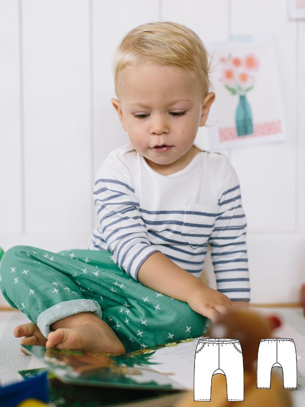 Play Time: 8 New Children\'s Sewing Patterns | Pinterest | Patrones