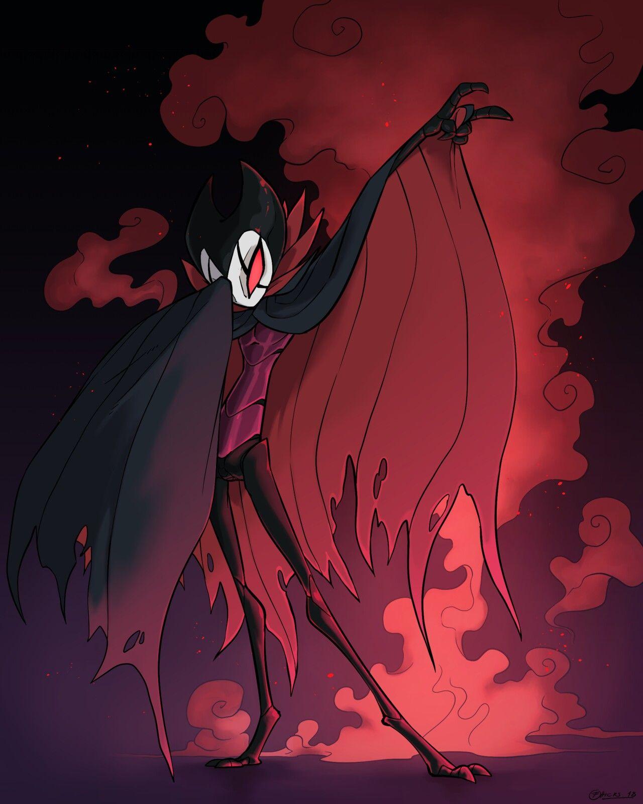 Pin by Demonic_Dounut on Hollow Knight Hollow art, Grimm