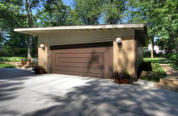 Garage modern  Modern Detached Garage - modern - garage and shed - st louis - Mosby ...