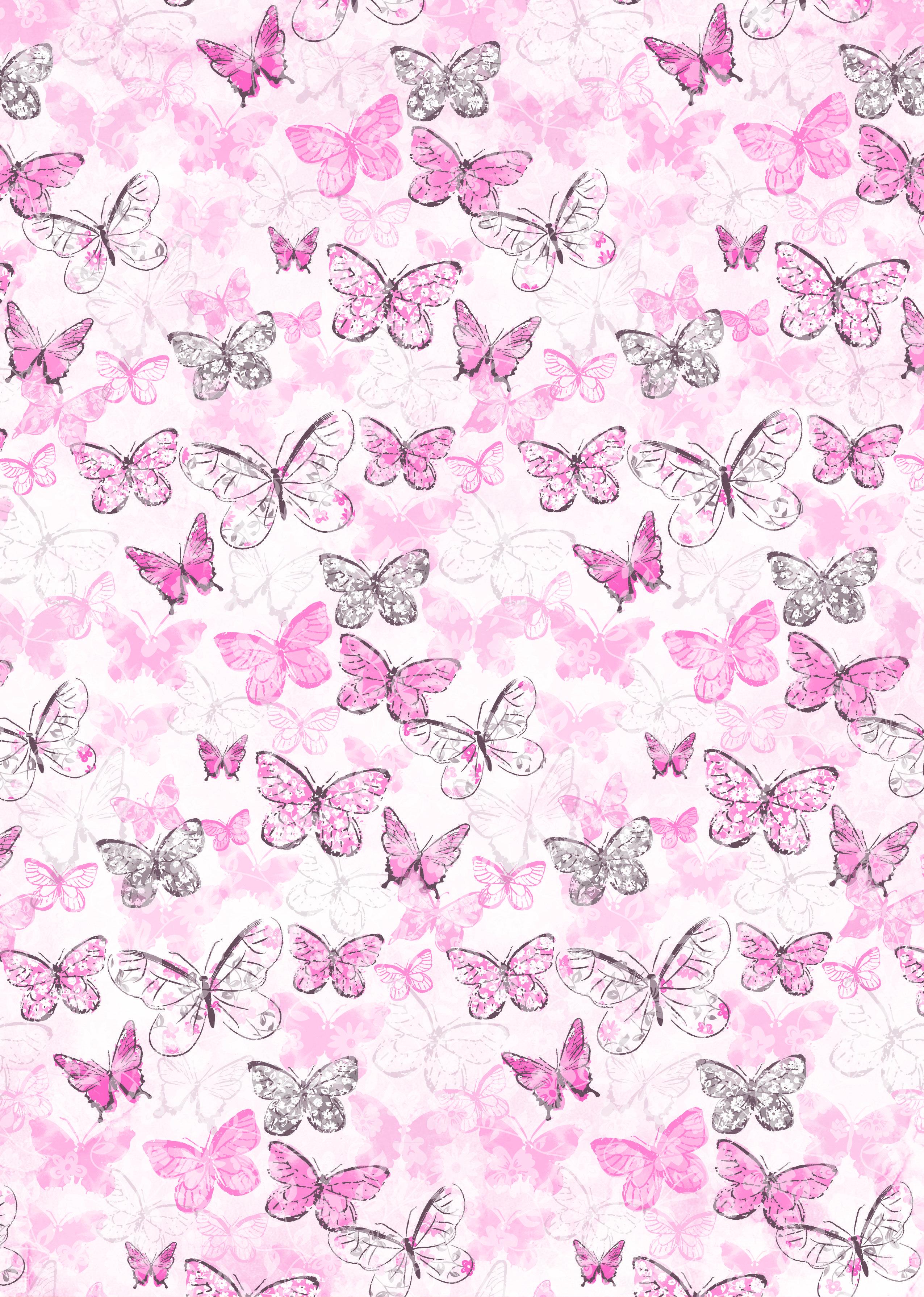 butterfliesonpink цветная бумага Pinterest